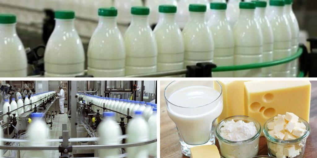 Comportamiento del Procesamiento Lácteo en la Industria Venezolana. Abril 2020